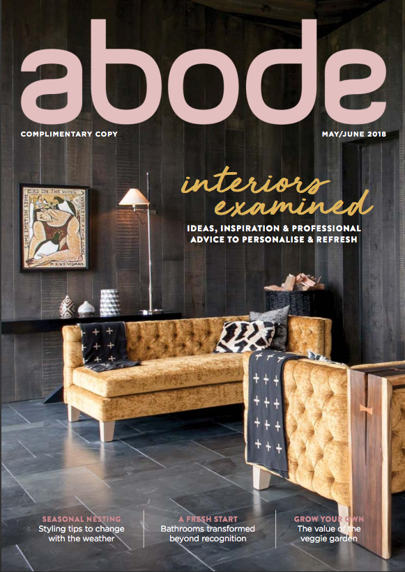 ABODE MAY/JUNE 2018