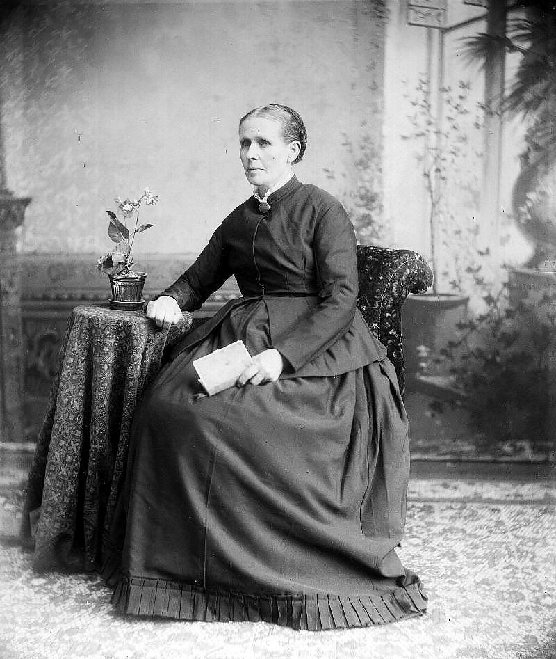Jane Wright Earl - 1822 - 1913