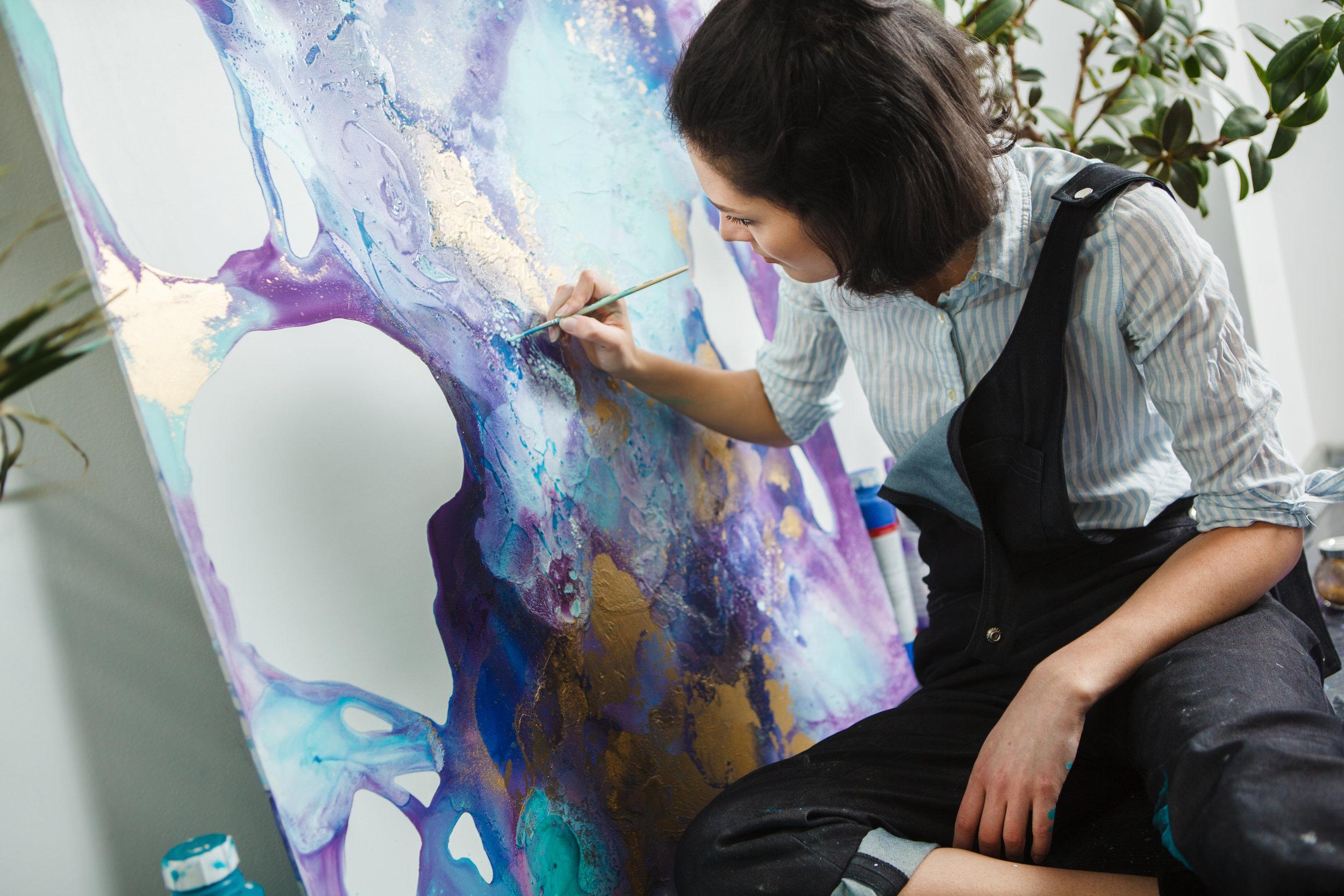 Private Lessons Fine Arts
