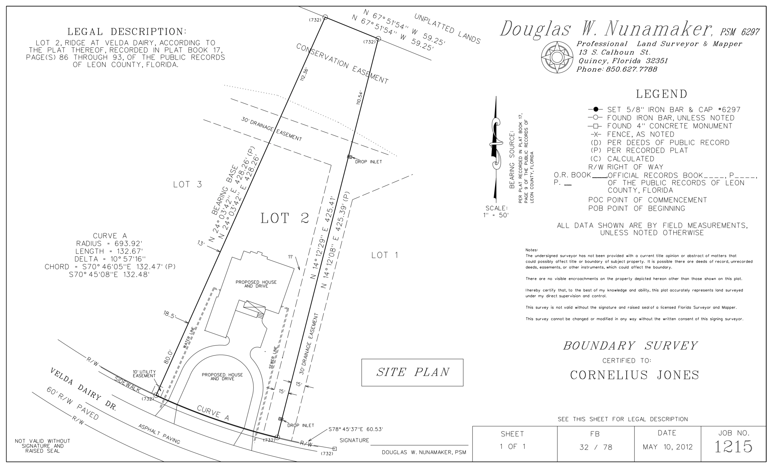 Site Plan Survey