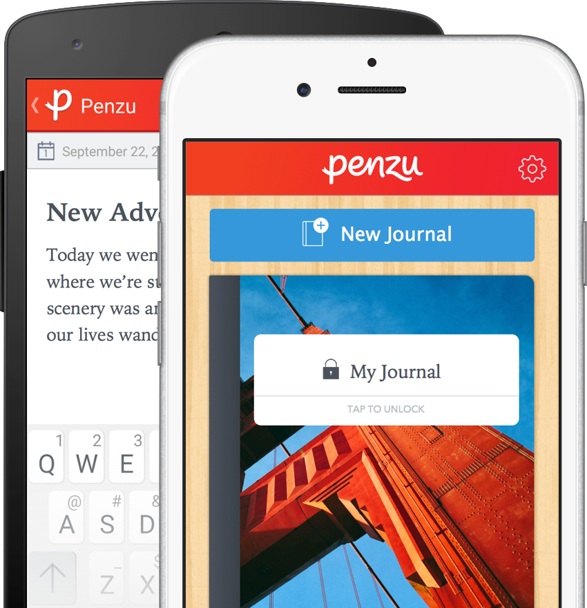 Free & Private Online Journal -