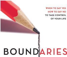 Boundaries Quiz -