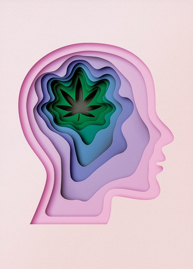 Legalization invites debate about how the drug will be dosed and marketed. Illustration by Javier Jaén