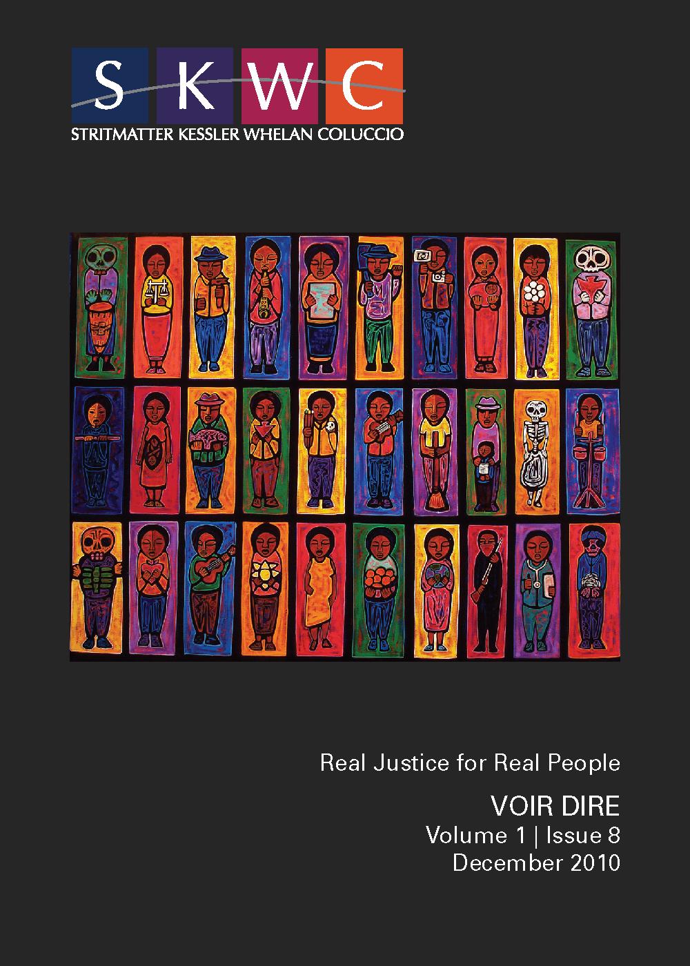 Voir Dire - Published December 2010