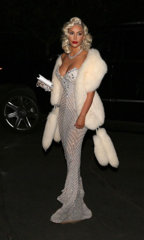 10 Best Celebrity Marilyn Monroe Costumes 7