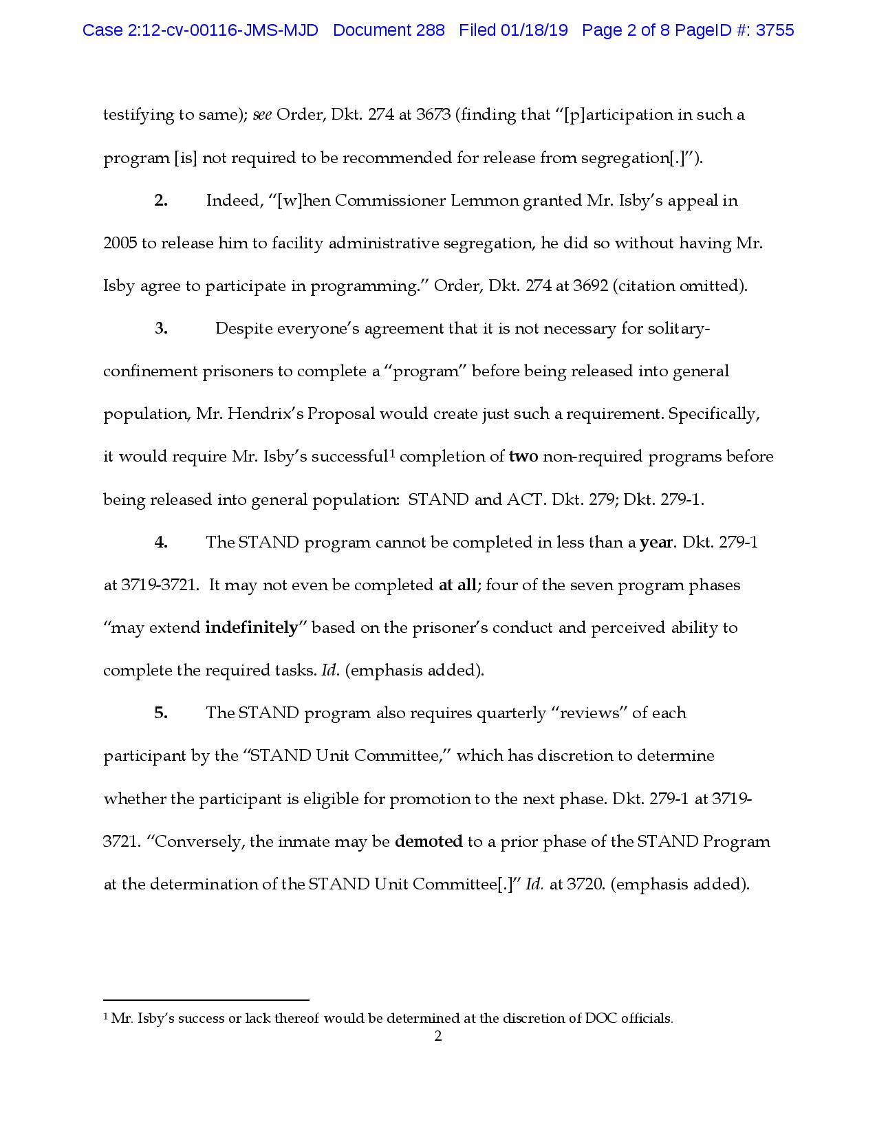 2019-01-18 (Dkt. 288) Isby - Resp. to Hendrix s Proposed Plan (with proposed order)-page-002.jpg