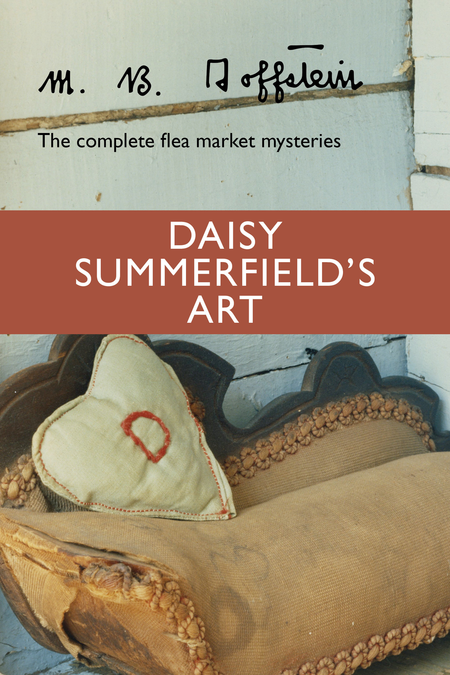 Daisy Summerfield's Art book cover