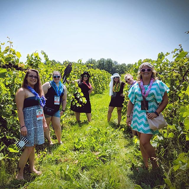 Wine time! #tastevermont #tastingtours #winetasting #Vermont #vermonttourism #bridalshower