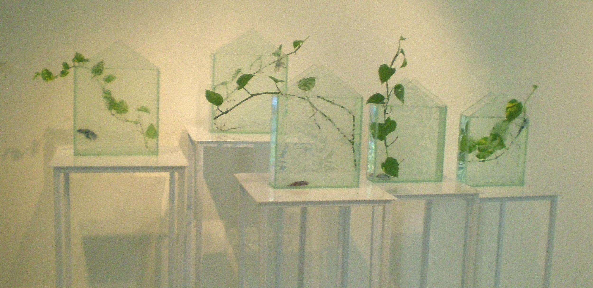 B. Jane Cowie, Fish House group, 2009.jpg