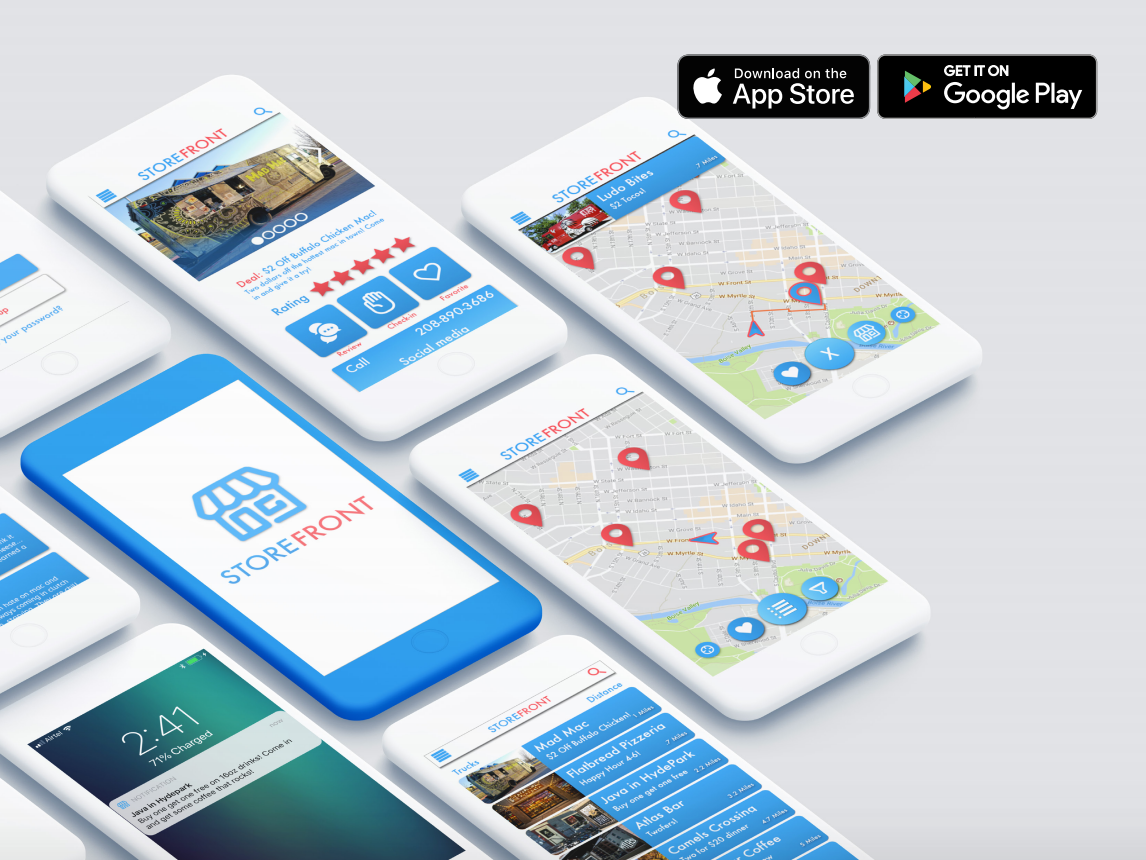 let's make a community - Try our new app free to stay on top of your city's hustle and bustle.