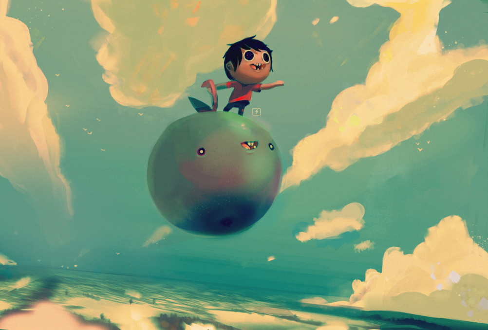 Apple Boy