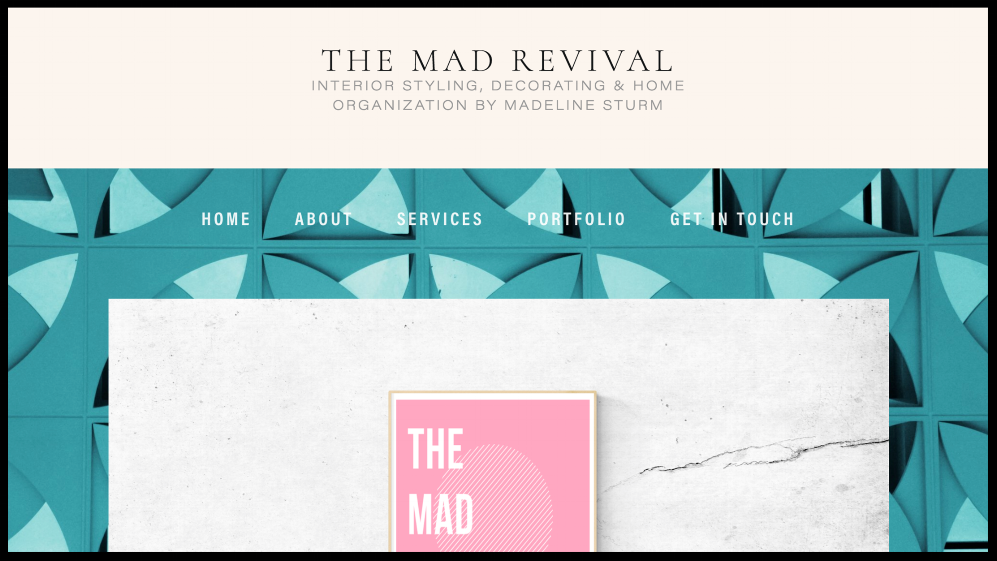 The Mad Revival - What did Wolf Flow do?Design overhaul - rebuilt their website and added a mobile friendly website featureWrote search engine optimized contentCreated successful social media profiles to engage with past and potential clients