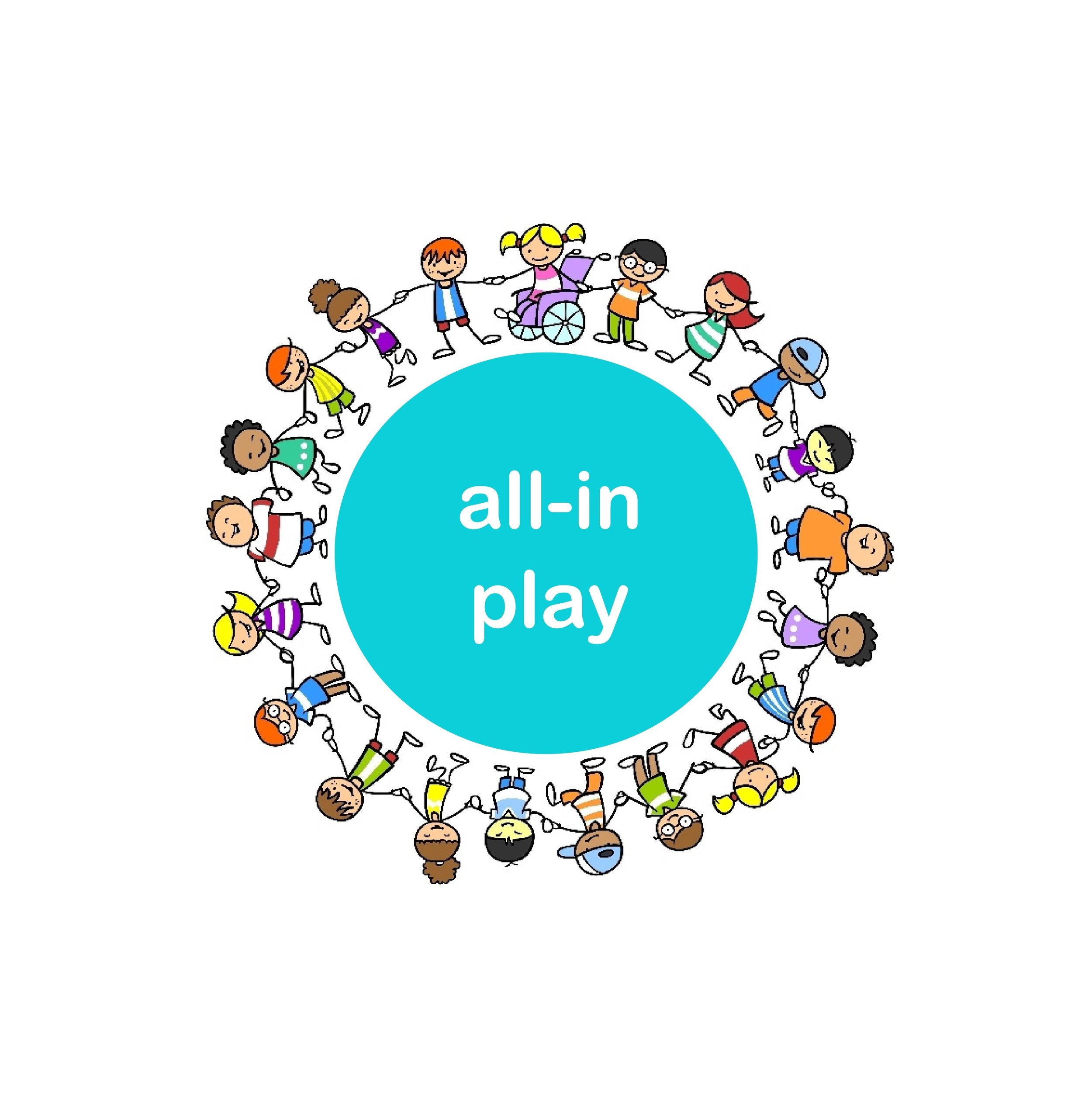 All-In Play Logo