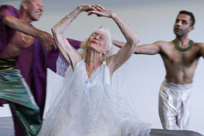 A 104 Year Old Dancer — GigsList