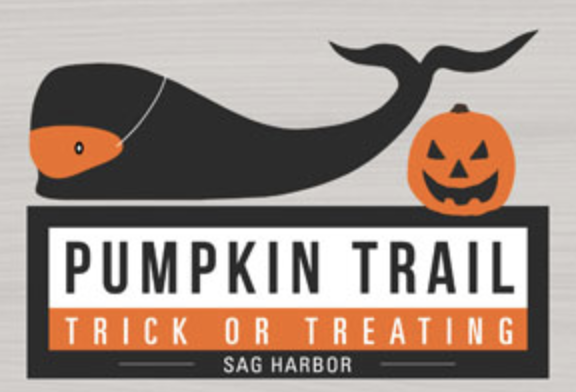 Pumpkin Trail on Main Street   Bring your little ghouls and goblins for some good old fashioned trick or treating! Look for the pumpkin faces in the windows of the participating businesses on Main Street and throughout Sag Harbor Village business district.   Check the SHKids Calendar for Event date    https://sagharborchamber.com/   events/pumpkin-trail/
