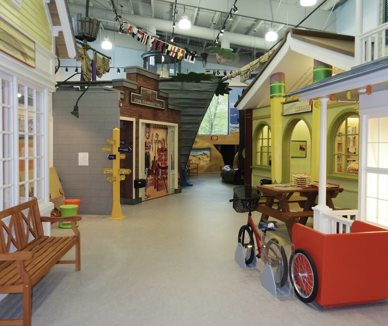 CMEE (Children's Museum of the East End)   Our Mission is to spark imagination and foster learning for children of all backgrounds and abilities and to build strong connections within the East End community by providing playful experiences.  The museum offers children's events, classes and workshops year round.   https://www.cmee.org/
