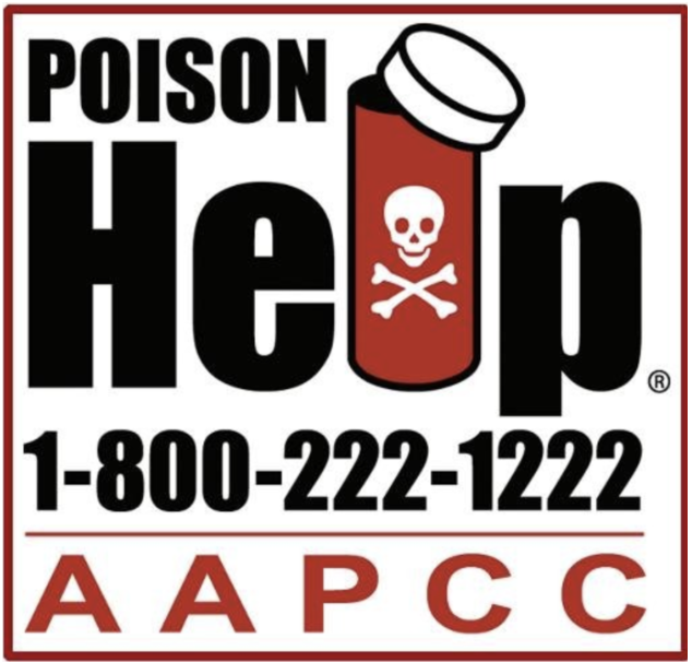 American Association of Poison Control Centers   If you find yourself or your child in a dangerous situation related to consuming poisonous liquids or products, call the 24 hour line at 800-222-1222.