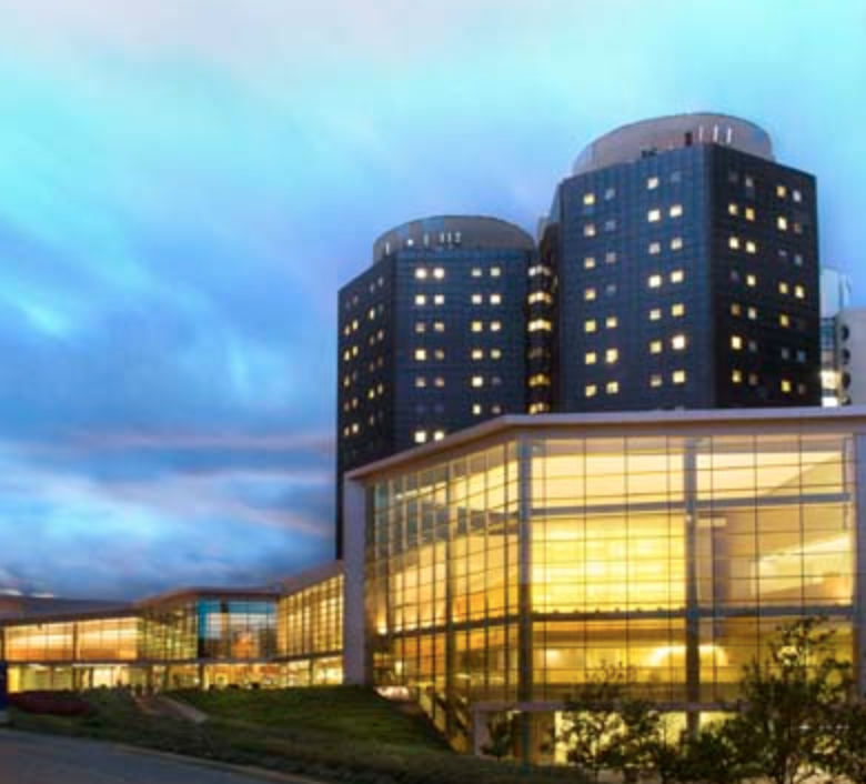 Stony Brook University Hospital   Previously known as Stony Brook University Medical Center, is the university hospital of Stony Brook University located in the East Campus in Stony Brook, New York. It is the largest academic medical center on Long Island with 603 beds for patient care.  101 Nicolls Rd, Stony Brook, NY 11794  Tel:  631-689-8333