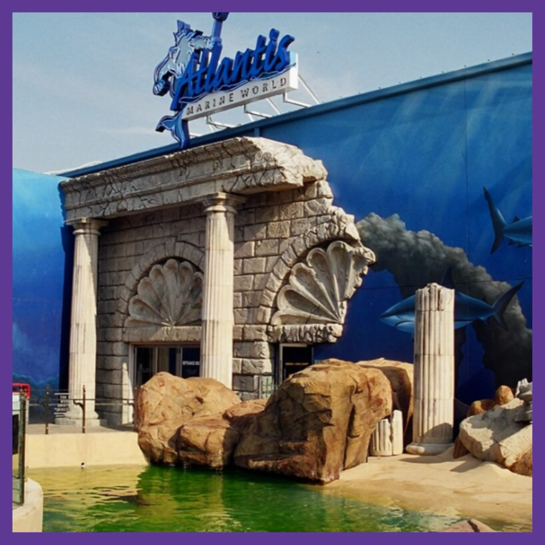 Long Island Aquarium   Themed around the Lost City of Atlantis, Long Island Aquarium blends science and nature with myth to create an informative and entertaining environment for visitors of all ages.  We offer a rich variety of experiences, from:  fascinating marine life exhibits  to  Aquatic Adventures  and  educational programs .    Learn More