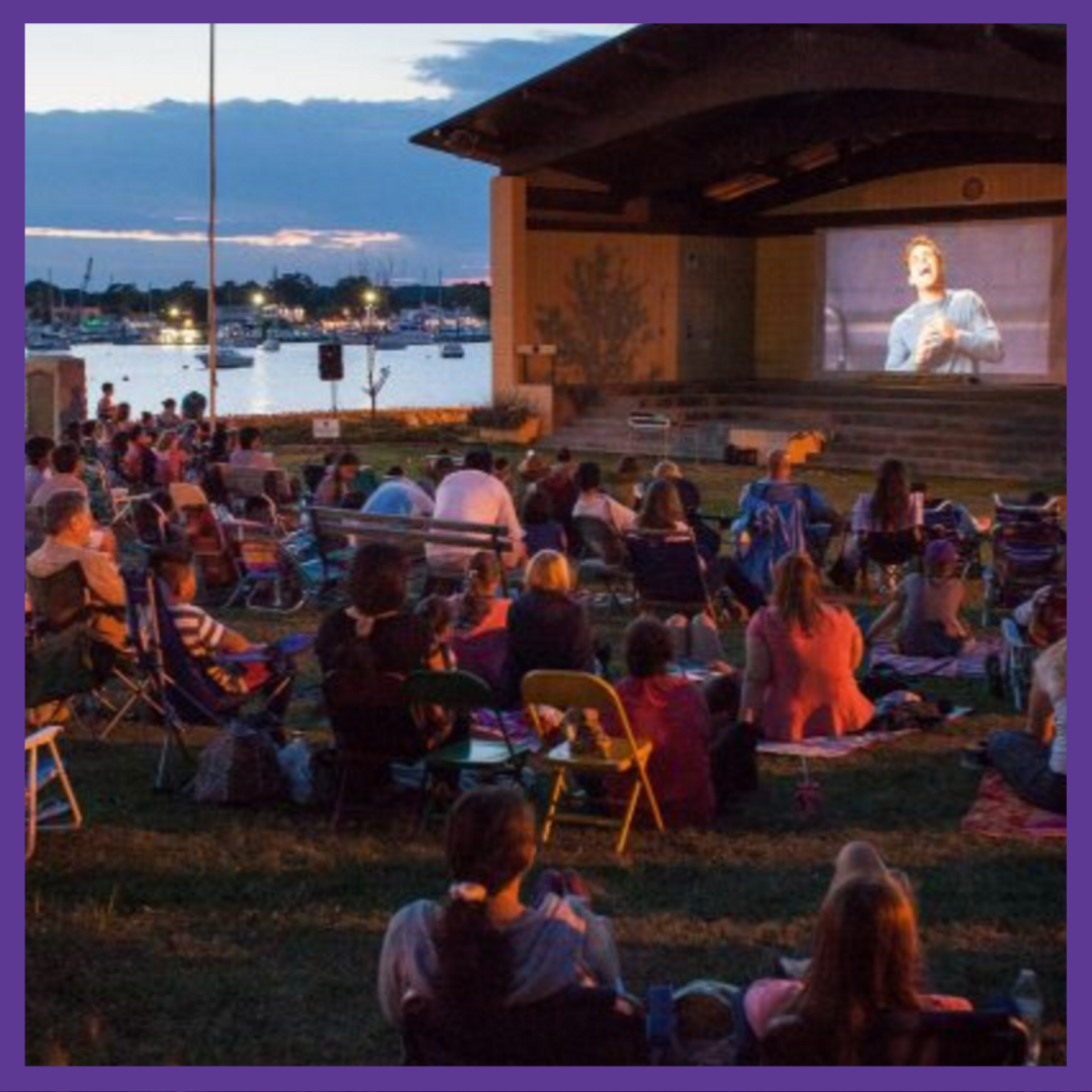 Southampton Cultural Center Summer Movie Screenings   Watch some well-loved or newer films, from the comfort of a beach chair or blanket, as it's the season for outdoor, free film screenings here on long Island.  Whether you choose to watch from the grassy lawns at Eisenhower Park or by the bay at Sunset Park in Port Washington, you and your family are sure to make memories under the stars. Don't forget to bring popcorn!    Learn More