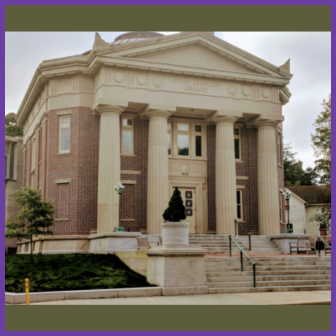 John Jermain Memorial Library    Address:  201 Main Street Sag Harbor, NY 11963   Email:   info@johnjermain.org    Tel:  (631) 725-0049