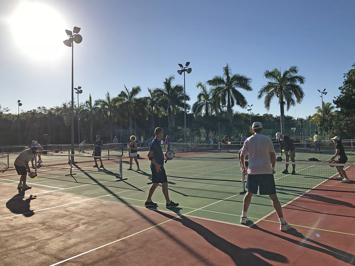 National Pickleball Tournament 2020.Mayan Riviera Mx January 6 13 2020 Pickleball Getaways
