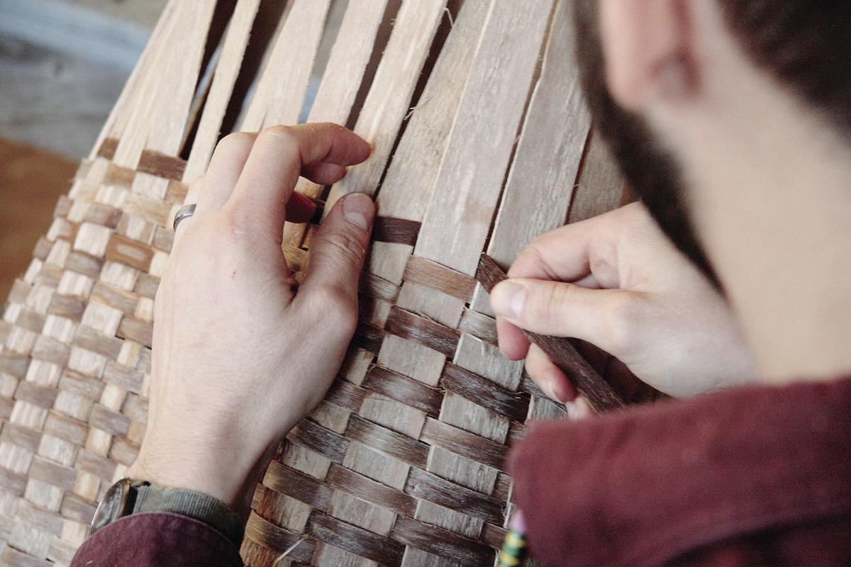 NOVEMBER 5, 2O18 - Folk school keeps traditional crafts alive in modern times