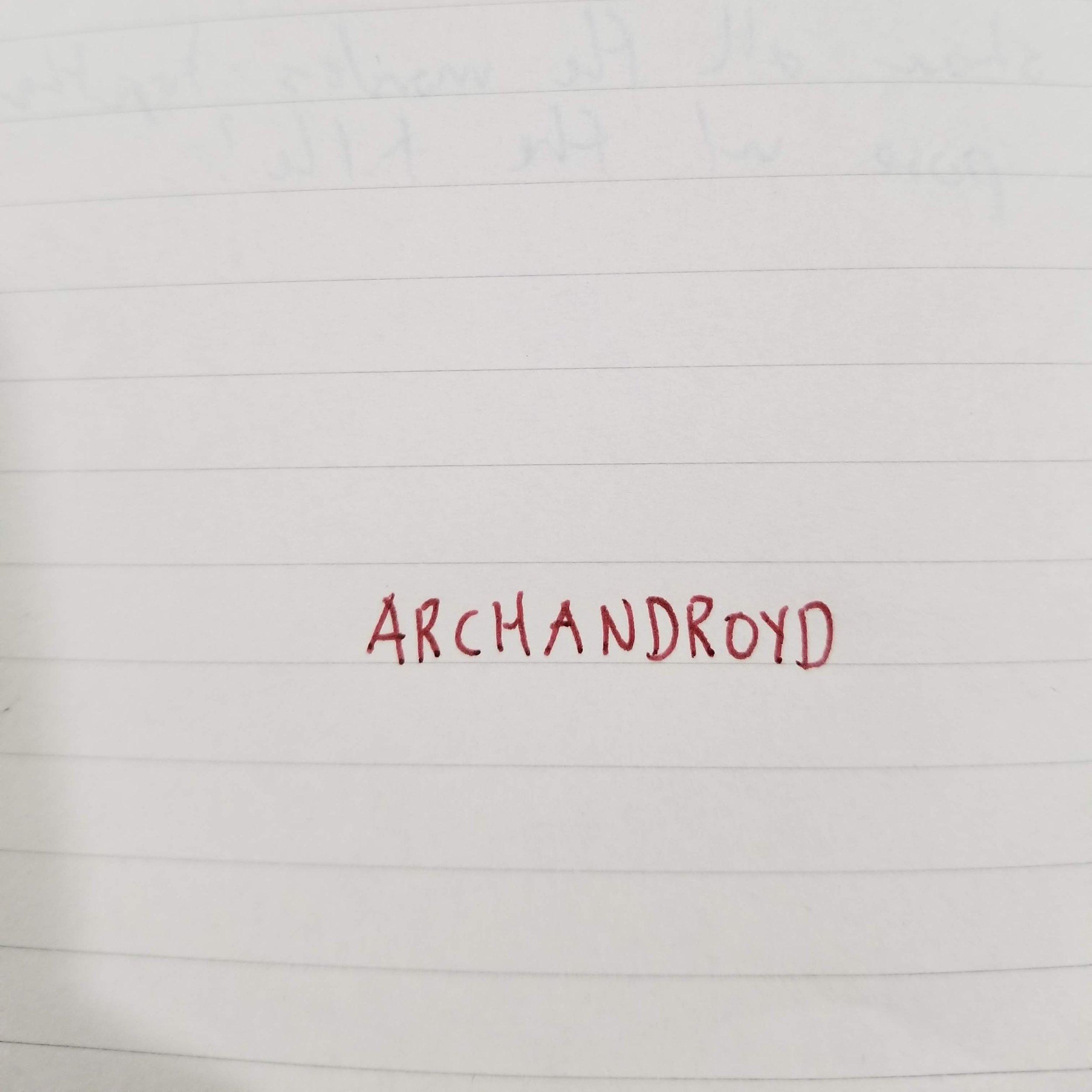 ARCHANDROYD