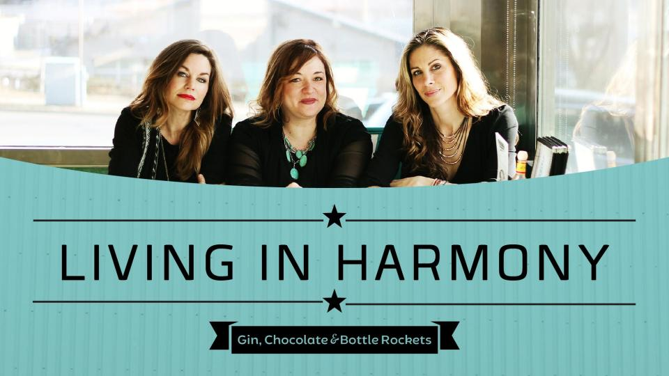 GC&BR as Speakers! - Jen, Beth & Shawni share 3 key components to help compose a life you love in their 1-hour Living in Harmony presentation.