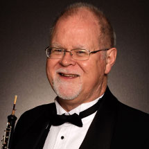 Martin Hebert, oboe - Principal Oboe, Oregon SymphonyLearn more about Martin ➝