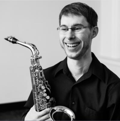 Sean Fredenburg, saxophone - Professor of Saxophone, Portland StateLearn more about Sean ➝