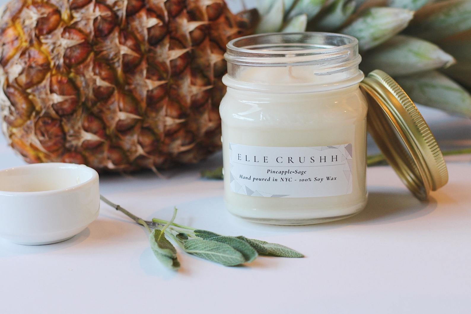 Soy Candles by  Ellecrushh