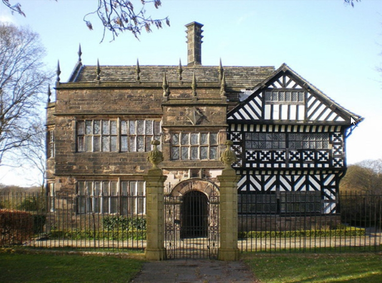 Hall i' th' Wood Museum, Bolton