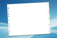 Skillekort A3 5-delt