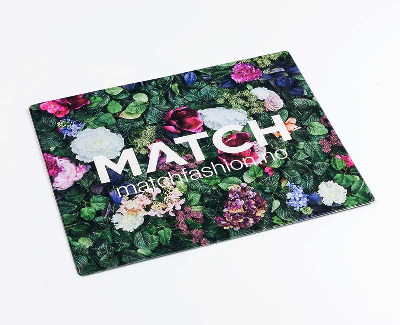 Musematte m_offsettrykk Match