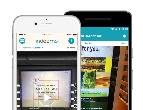 mobile ethnography app for customer journey and customer experience research