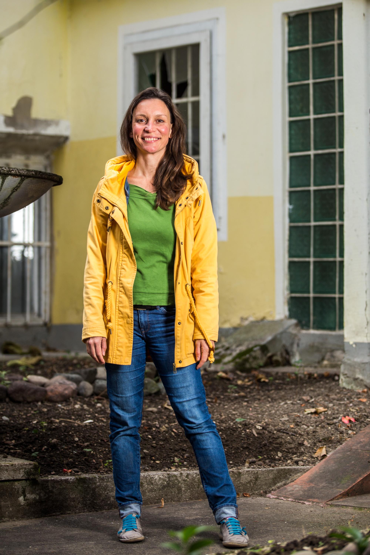 Katja Beck Kos - koordinator projekta in medsektorski povezovalec