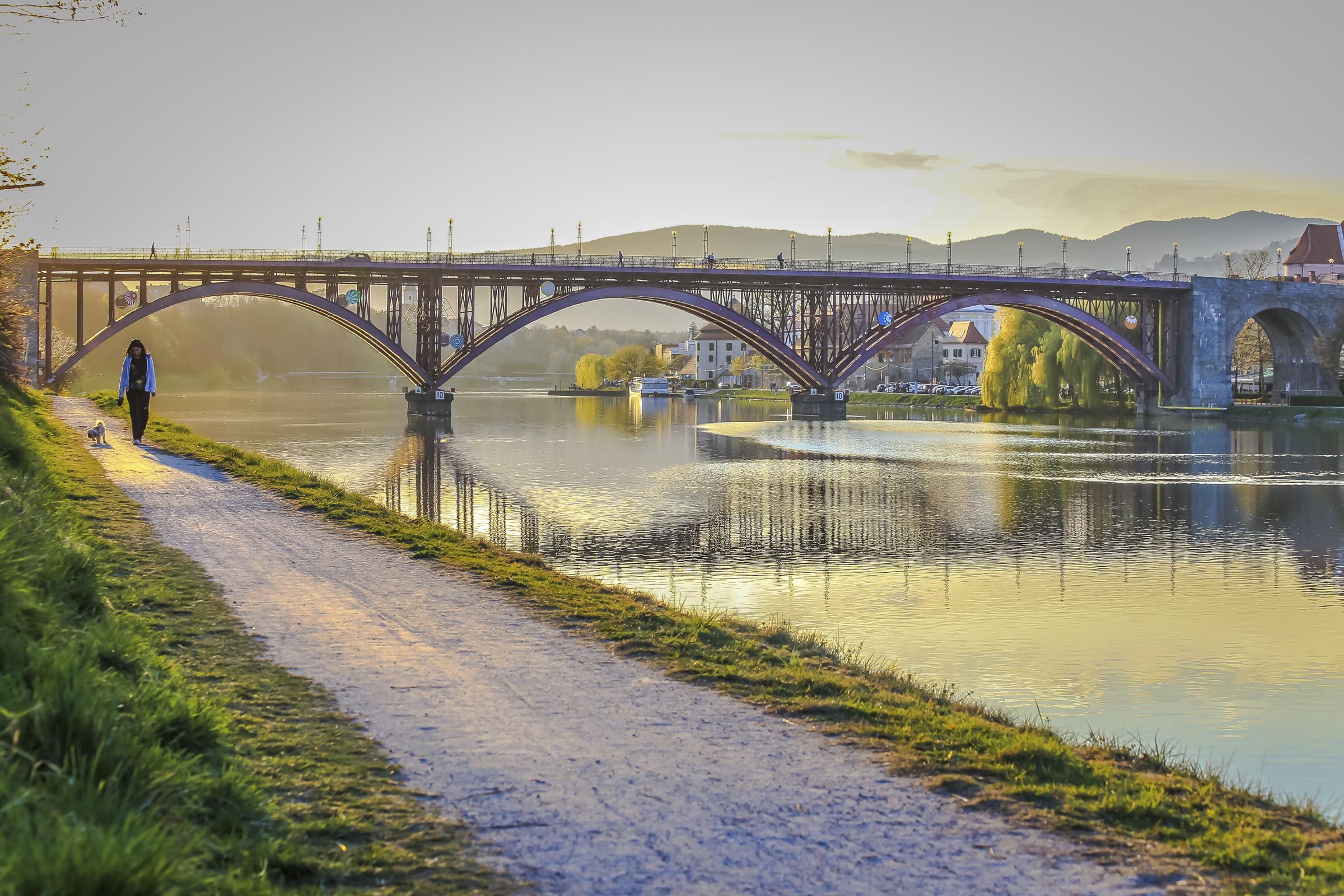 Fotogenični maribor - top city foto spots