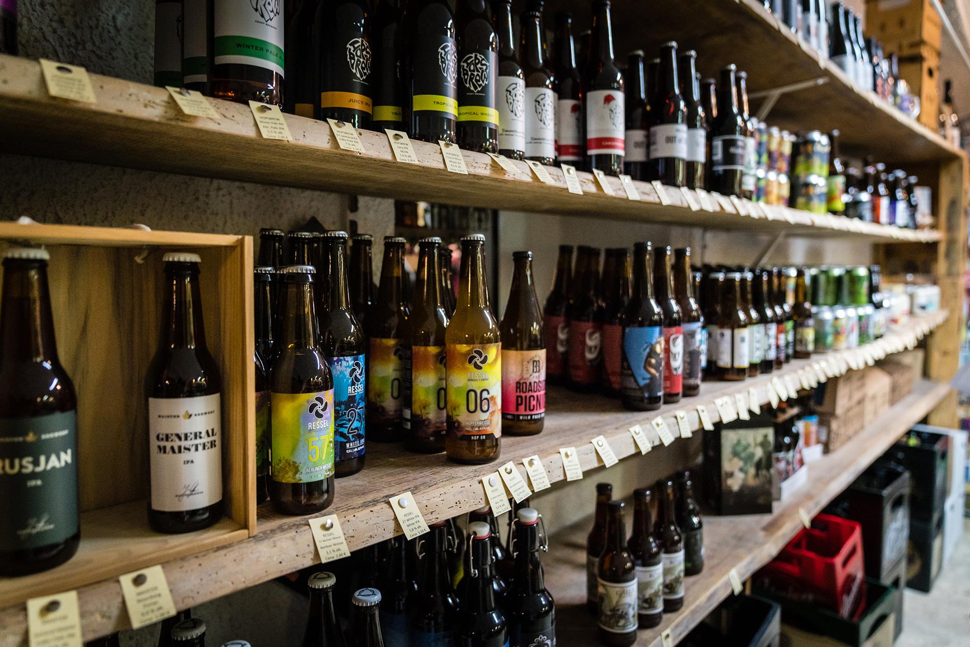 Beer Tour -