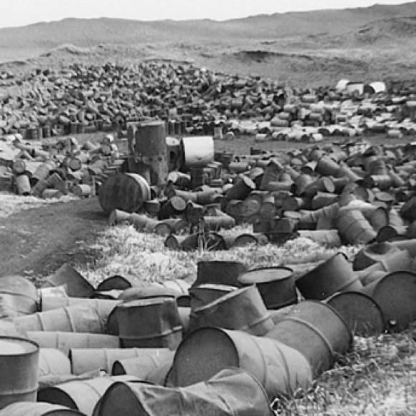 19.800 Tonnen ChemieMüll wurden in den Love Kanal Gepumpt! -