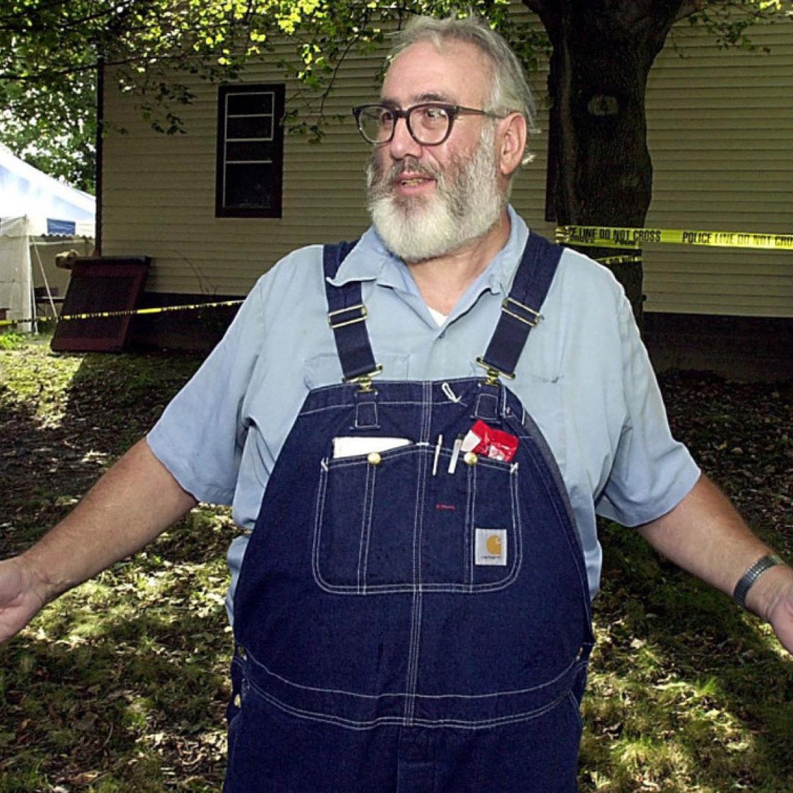 6 Wochen Lag die Leiche von James Roden im TiefkühlFach von Bill Rothstein, einem Freund von Diel-Amstrong. -