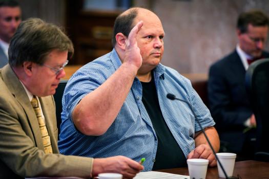 Eddie Tipton muss insgesamt $3 Millionen Schadensersatz bezahlen. -