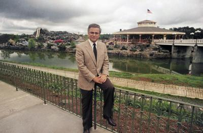 1978 enthüllte Jim Bakker seinen $25 Millionen Plan Für Das Heritage USA - ein Top-Ferienziel für Christen. -