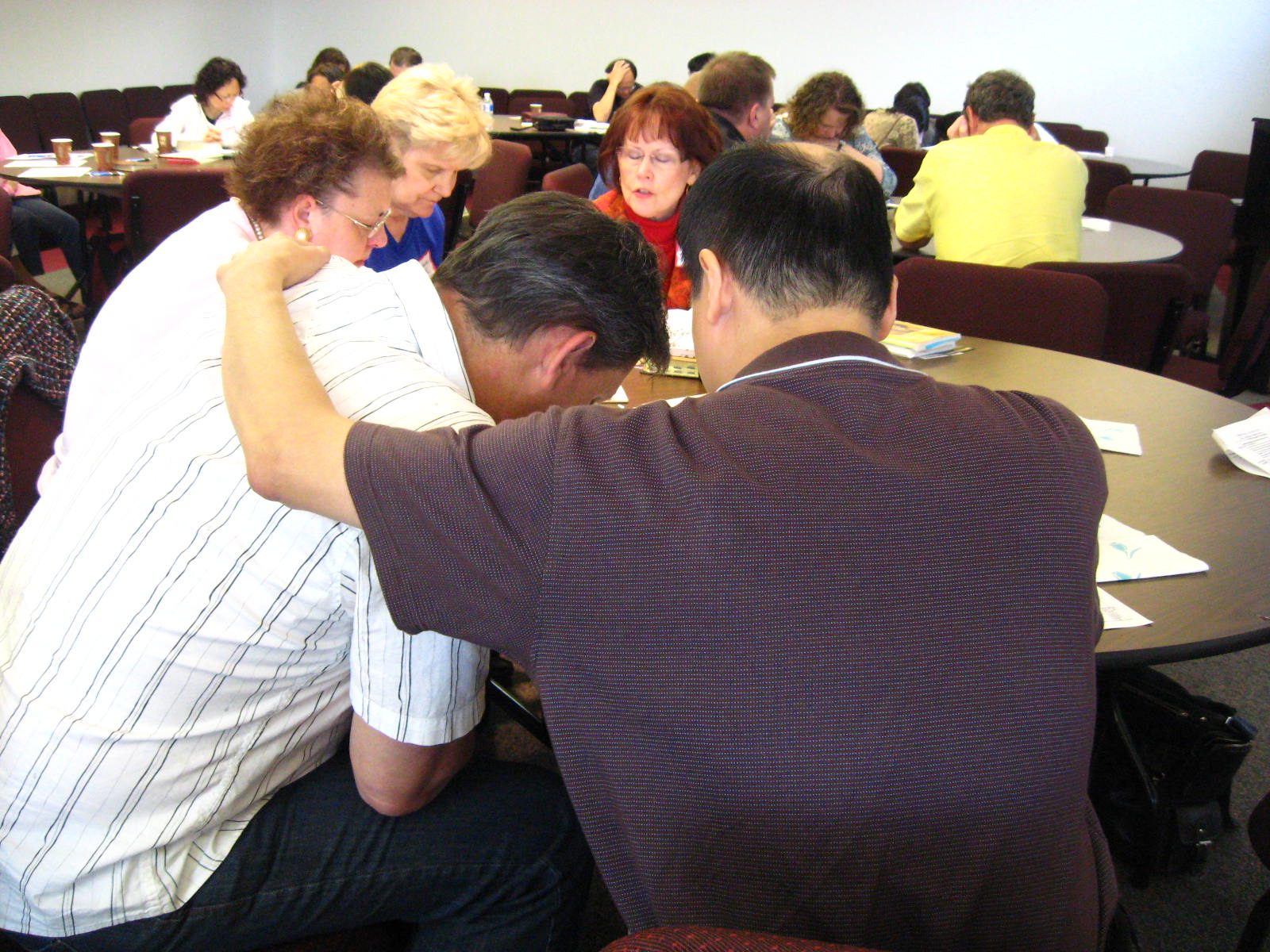 EXPANSIVE - We multiply prayer leaders so that their ministries become a house of prayer for all nations. Our training resources are transferable and systemic, providing prayer leadership principles to grow every ministry to become a praying culture that expands Christ's kingdom.