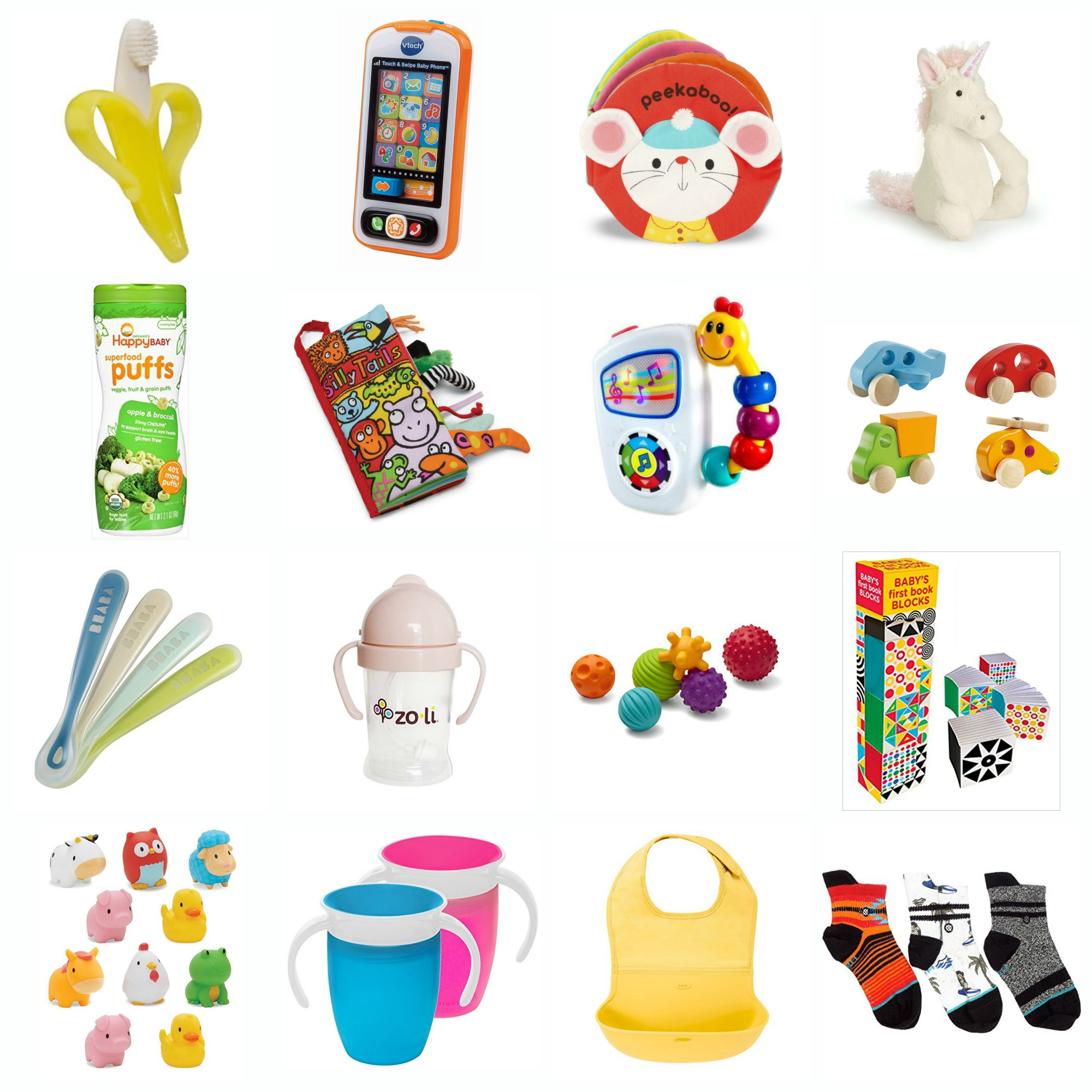 Baby Stocking Stuffers - 2017 List