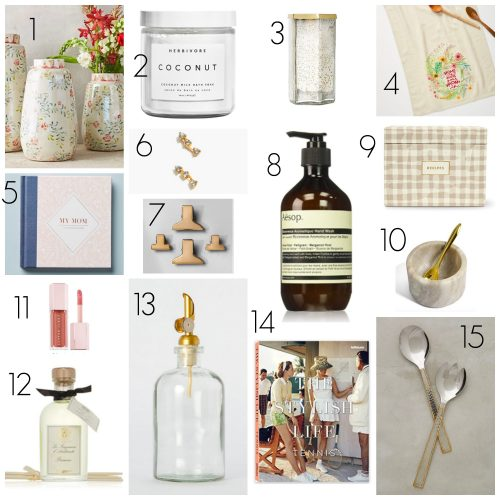 Mother's Day Buy Guide - It's time to start thinking about something special for your Mother, Grandmother, Mother-in-Law, Step-mom, Wife... or any other woman you love to celebrate.