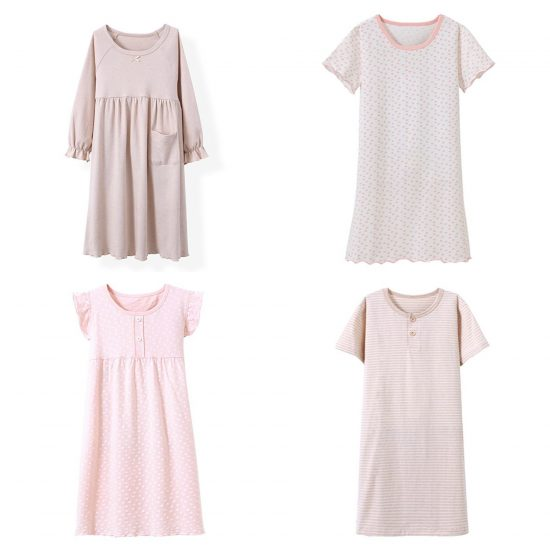 Night Gowns - My little girl has recently vetoed all pajama separates and moved onto all things nightgown. I can only handle so much