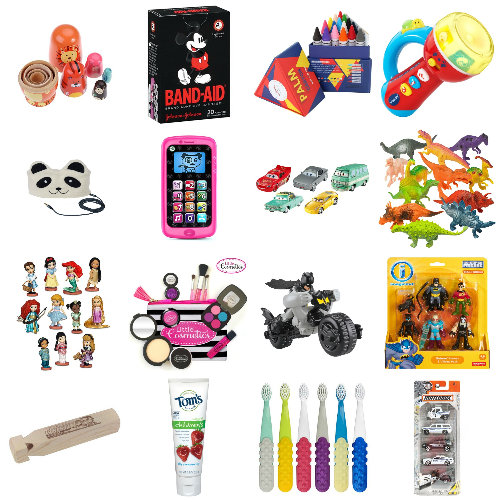 Toddler Stocking Stuffers - 2017 List