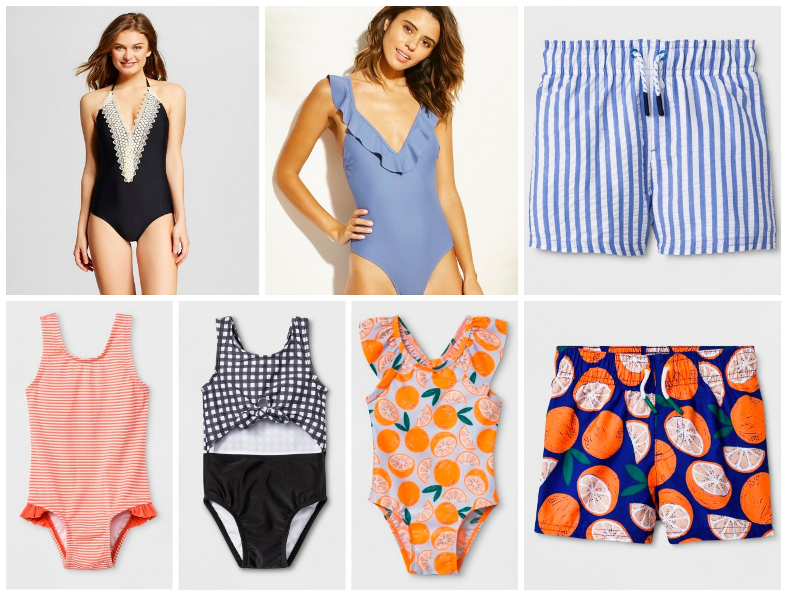 04811d26f4059 BOGO 50% OFF SWIMWEAR for the whole family! They have so many cute  swimsuits right now. I couldn't fit all of them here. Practicing some  serious self ...