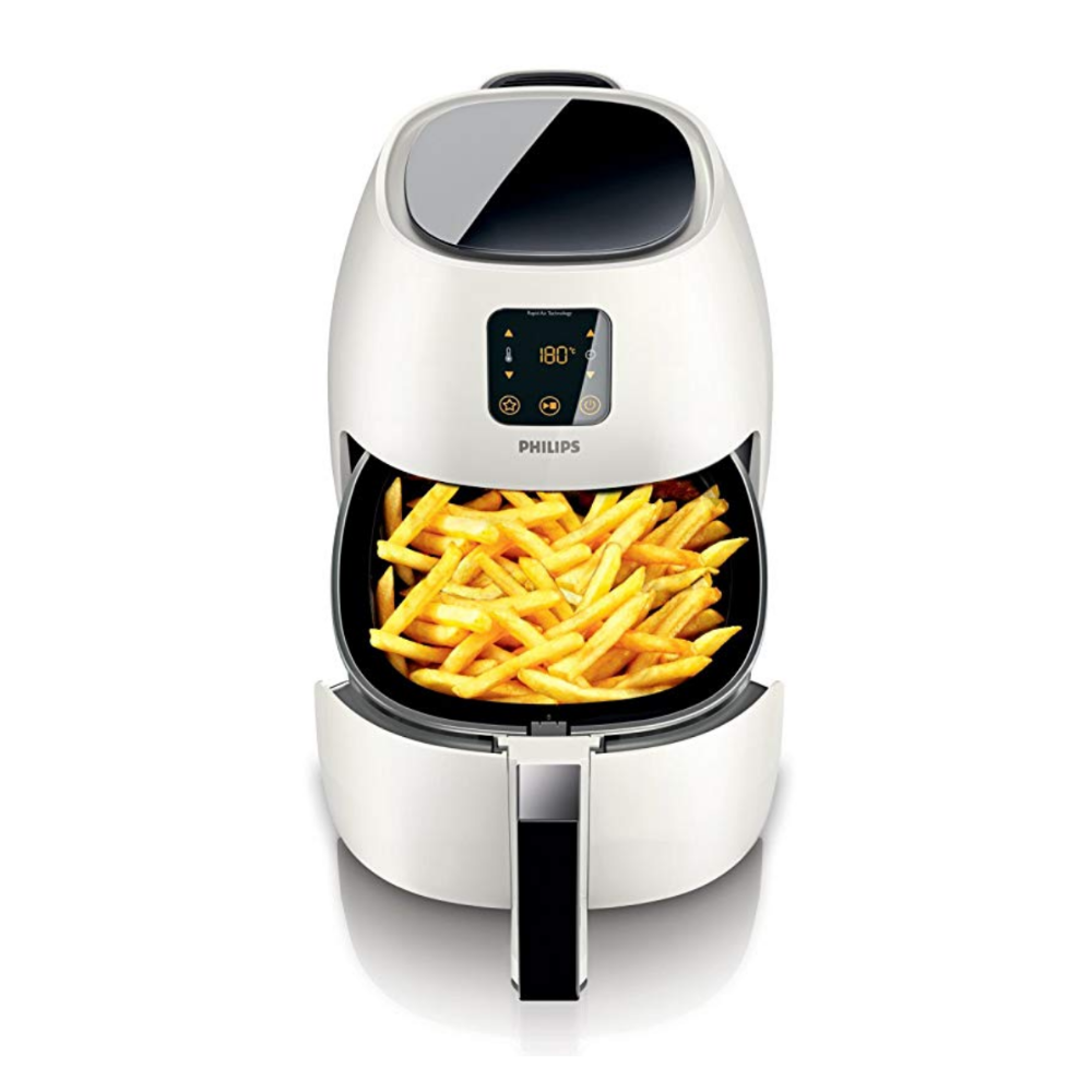 Air Fryer - He might not quit french fries, but maybe he'll like a healthier (still delicious) version?